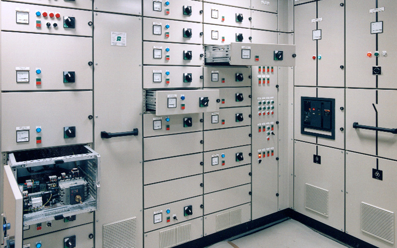 Intelligent Motor Control Centre