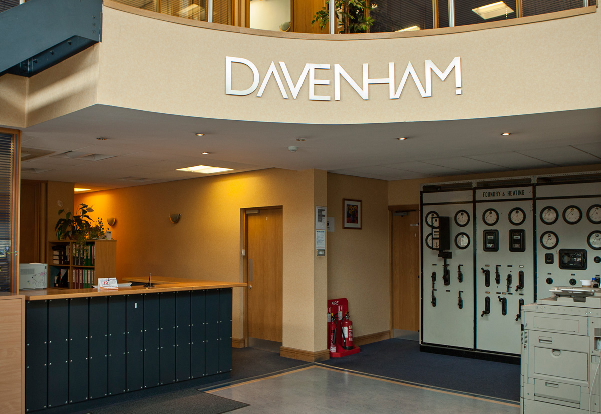 davenham office
